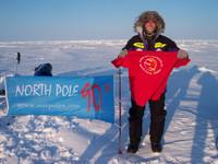 Windseekers на Северном полюсе