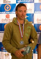 Дмитрий Давиденко (1 место слалом, Pro)