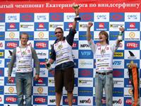 Чемпионат Екатеринбурга по виндсерфингу 2010