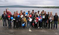 Участники Полярной регаты