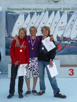 Новосибирские медалисты