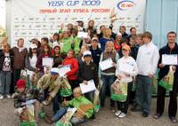 Победители Yc 2009