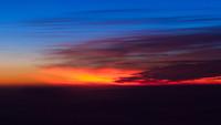 Небо над Эльбрусом