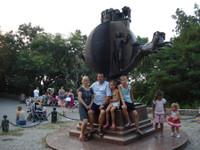 Памятник первой взятке