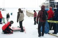 ЧР по зимнему виндсерфингу 2013