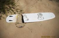 В дюнах на Благе