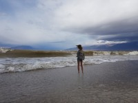 Виндсёрфинг в Кыргызстане