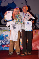 Артем Мурашев и Костя Смирнов