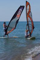 No-wind Beach Start