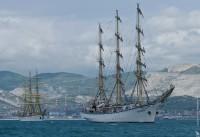 Корабль Надежда, Владивосток