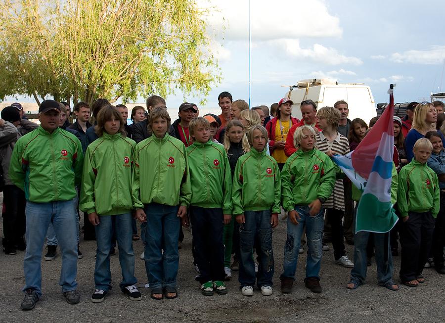 Команда из Новосибирска