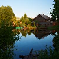Переславль, речка Трубеж