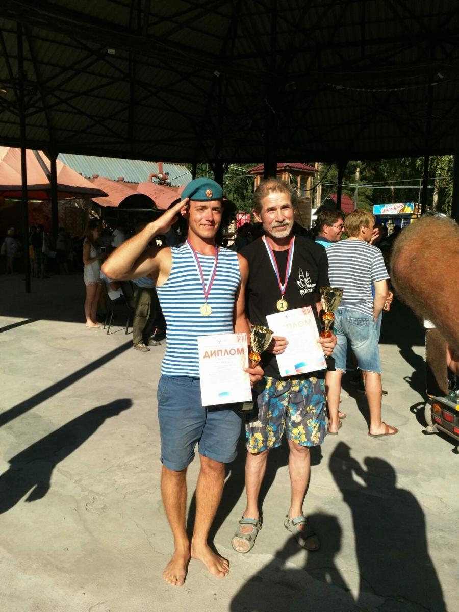 Чтобы помнили) Артем Мурашев с Кубком Сибири 2017 - а скоро