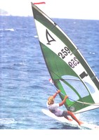 Виндглайдер с парусом North Sails
