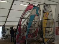 Британский фестиваль виндсерфинга