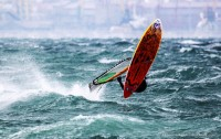 На черном море Happy Monday:)) Sail Izzy 3.3 Water 11c Air +5c