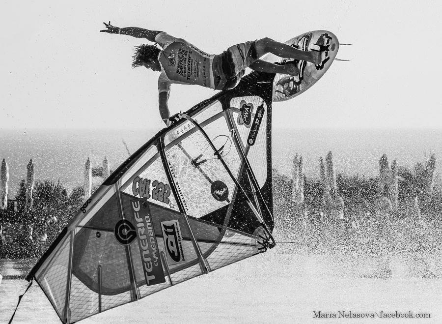 Мое фото на World Of Windsurf.Aleix Sanllehy.PWA.Тенерифе 2104