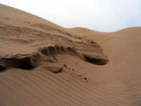 кусочек пустыни