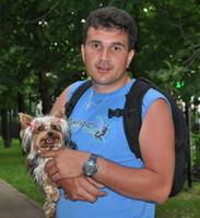Я и моя морская собака!