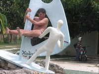 Виндсерфинг на Кубе