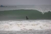 первый Swell с Тихого океана