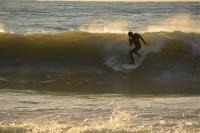 Серфинг на споте Хоста-Рика Сочи