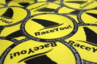 Стикеры Raceyou!