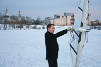 30 лет зимнему в Архангельске