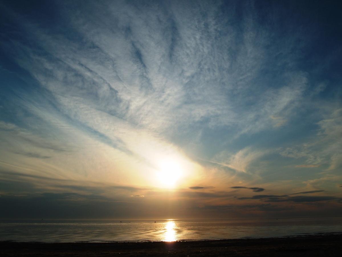 прекрасное Белое море