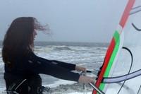 водный-зимний виндсерфинг
