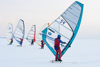 ЧР по зимнему виндсерфингу