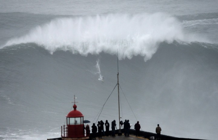 Волна 30 метров!