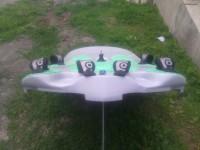 Hand Make Starboard Formula 167 Wide